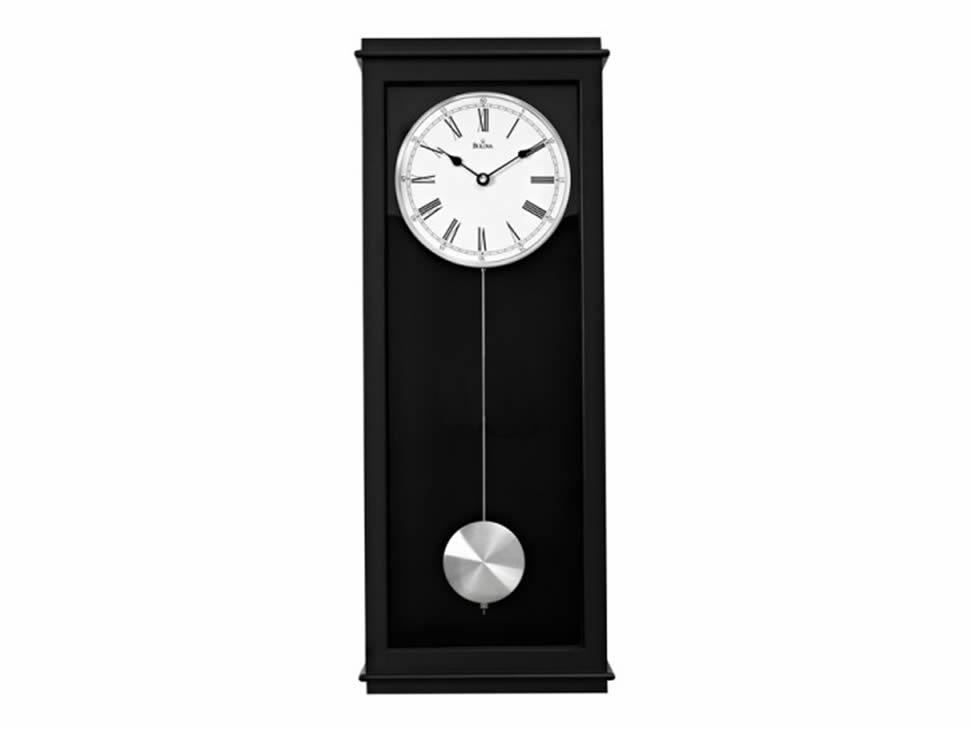 Reloj de pared con p ndulo bulova c4336 liverpool es parte - Maquinaria de reloj de pared con pendulo ...