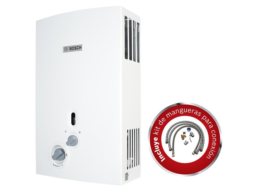 Calentadores de Agua Gas Calentador Instantáneo Gas